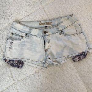 Carmar short shorts